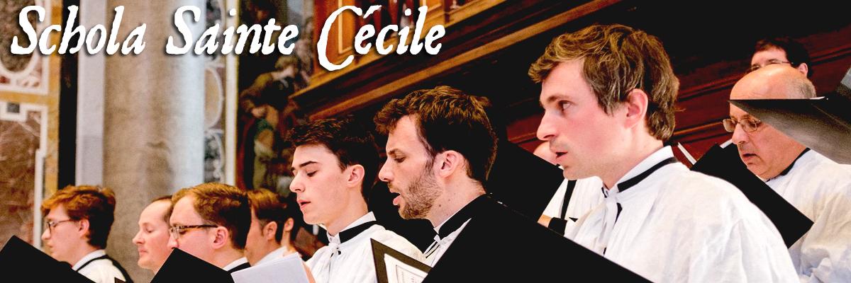 Schola Sainte Cécile