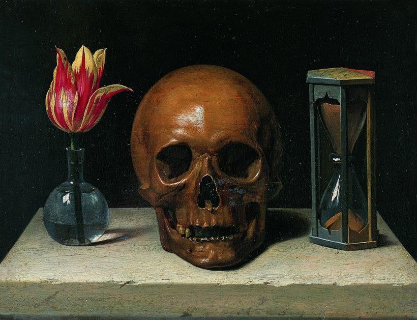 Mercredi des Cendres - Philippe de Champaigne, Vanité (Vanitas Vanitatum)