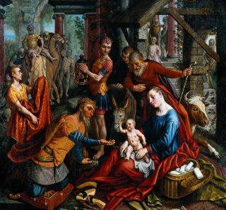 Adoratio Magi - Catéchisme sur l'Epiphanie