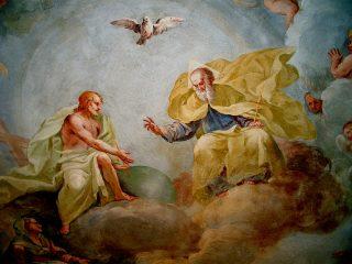 La Très-Sainte Trinité par Luca Rossetti da Orta