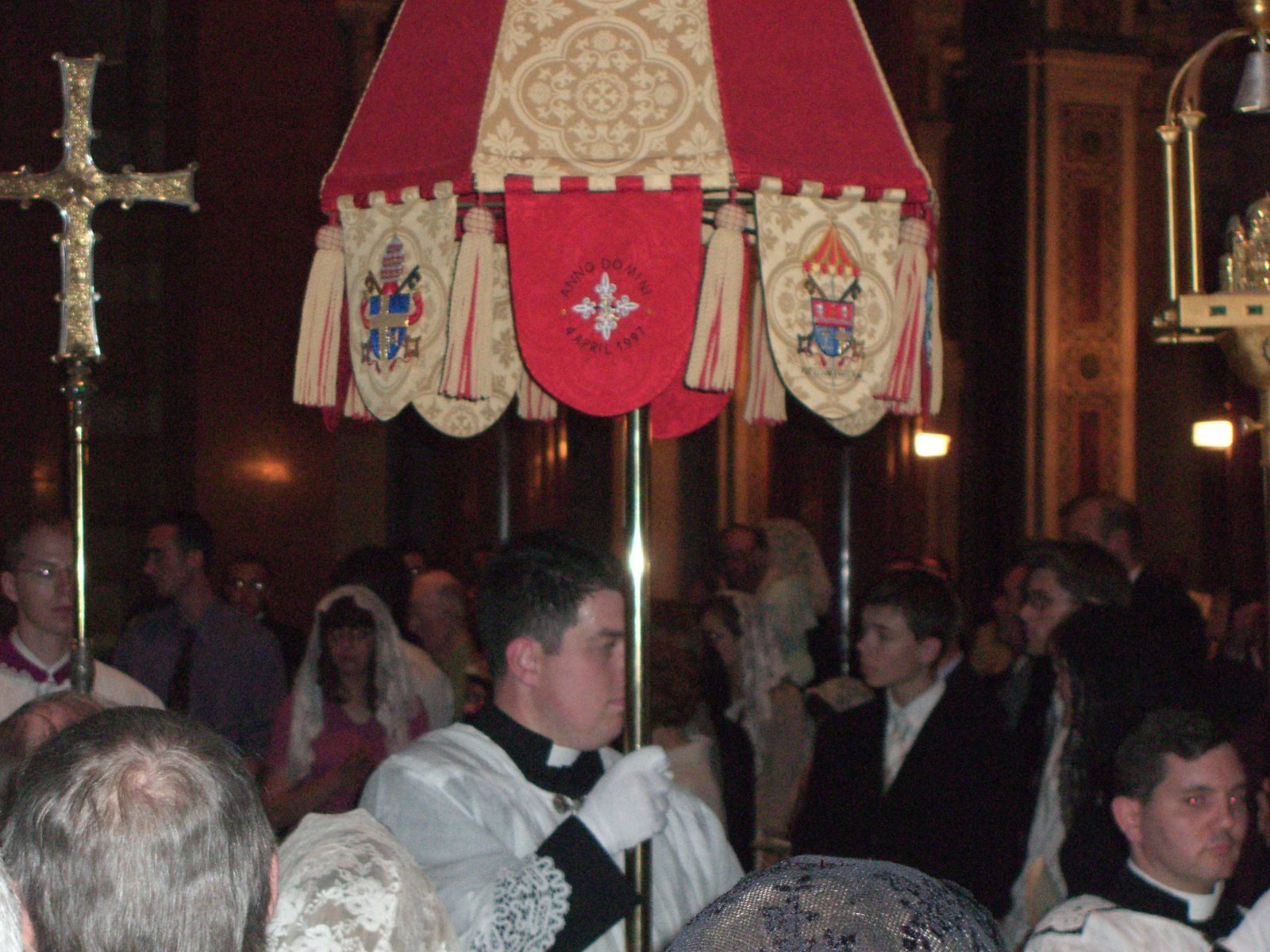 Ordinations ICRSP 2007