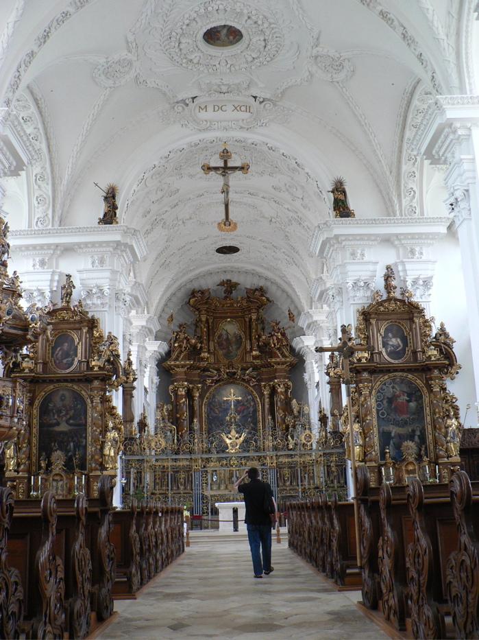 Abbaye d'Obermarchtal
