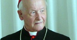 S.E. Alphonse Marie, cardinal Stickler