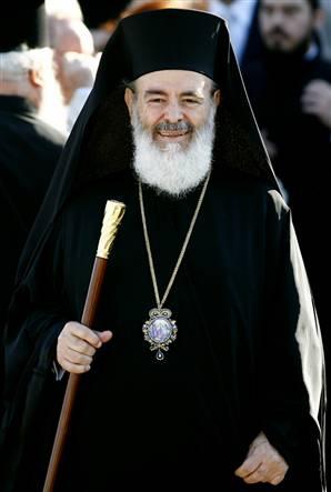 Mgr Christodoulos, archevêque d