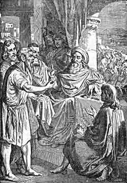 Evangile de la Septuagésime