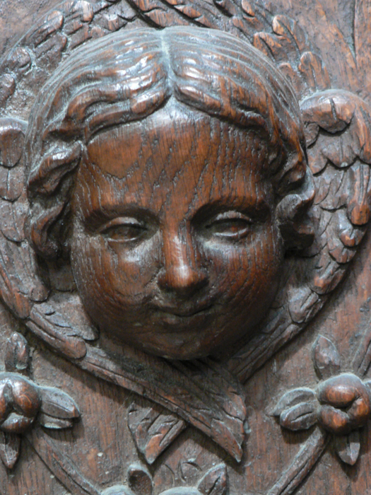Stalle de la cathédrale de Lille