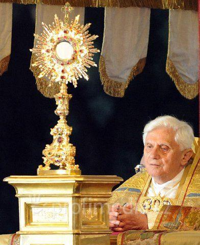 Fête-Dieu 2008 à Rome