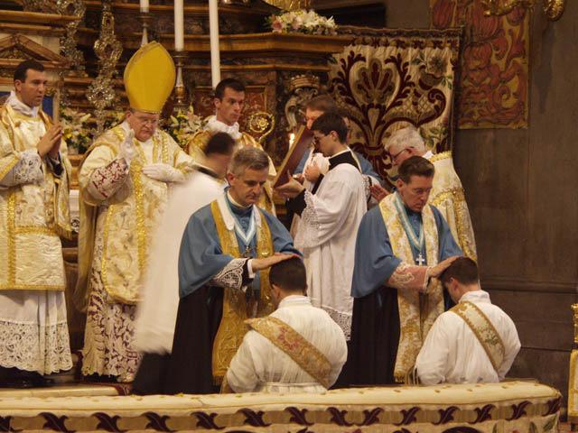 Ordinations du Christ Roi