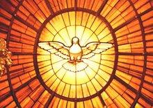 Saint Esprit, Basilique Saint-Pierre du Vatican