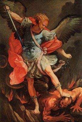 Saint Michel par Guido Reni