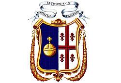 Armes de l Institut du Christ-Roi