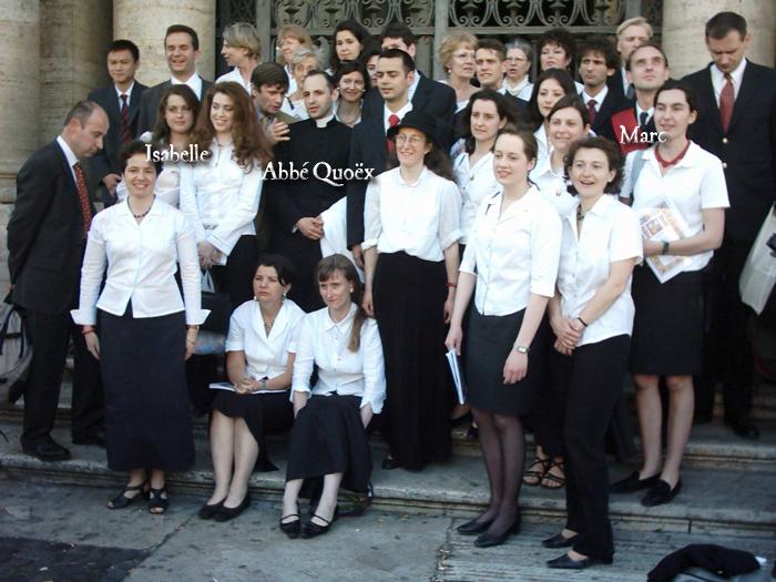 La Schola à Rome en 2003