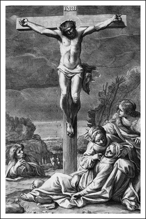 Crucifixion tirée d