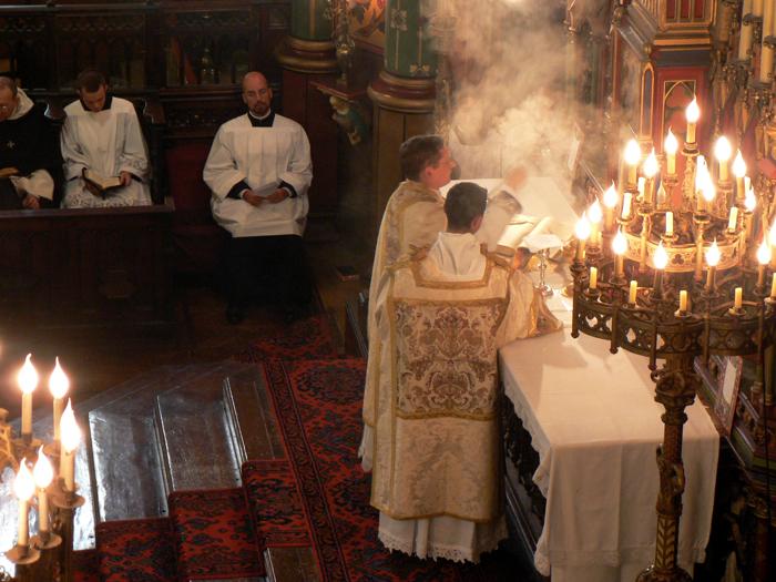 Première messe de l