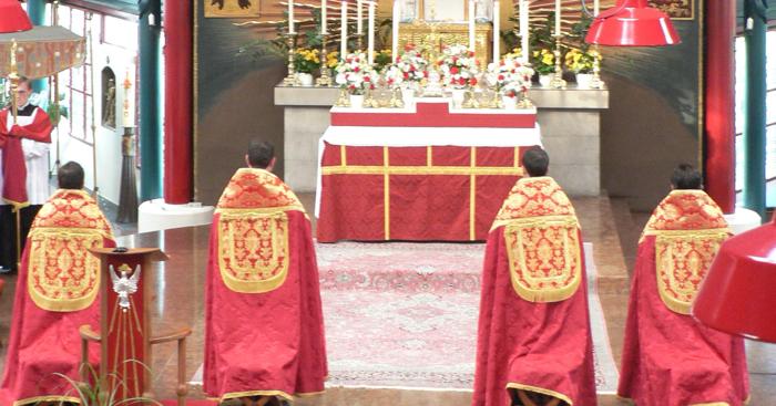 Ordination à Wigratzbad