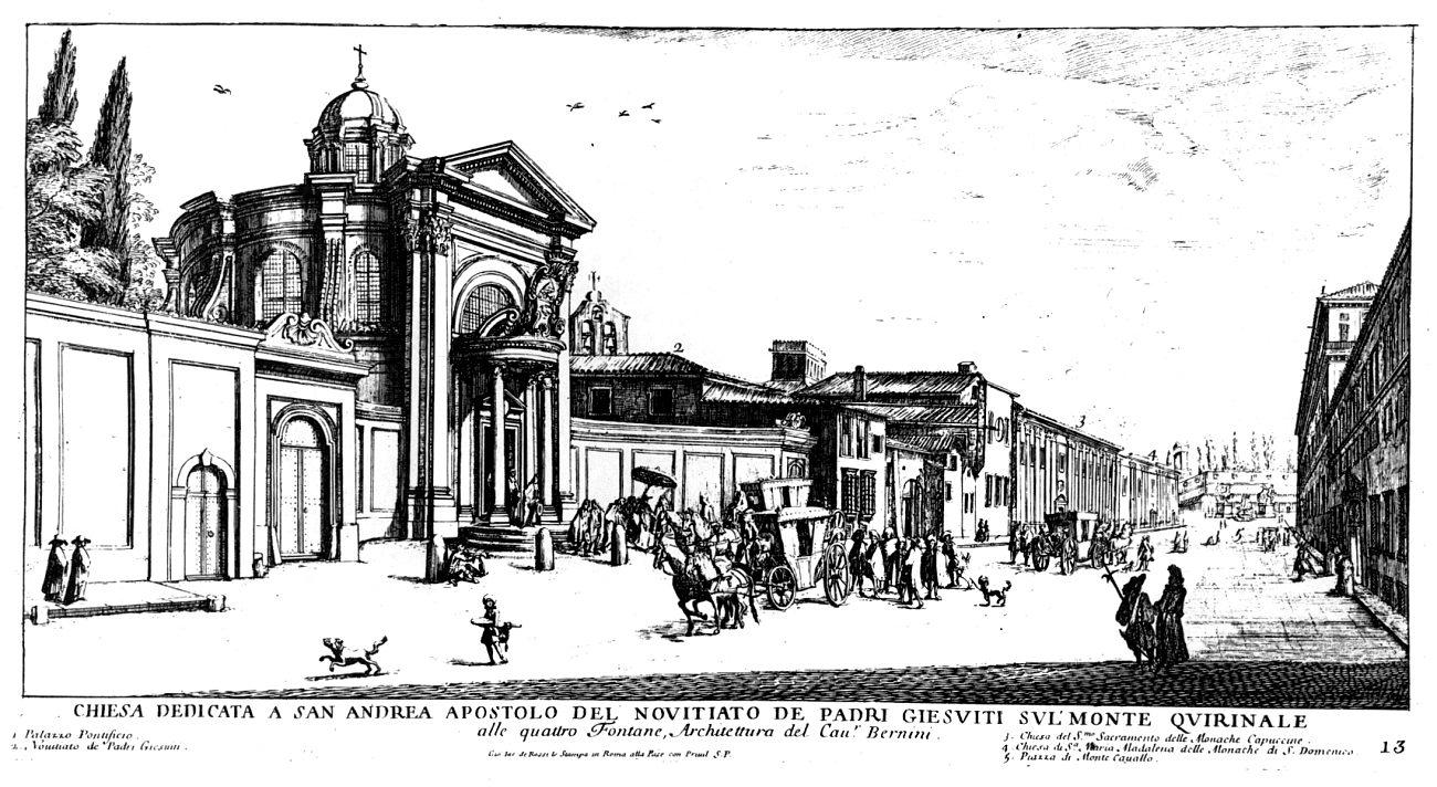 Saint André du Quirinal