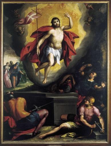 La Résurrection par Tassel