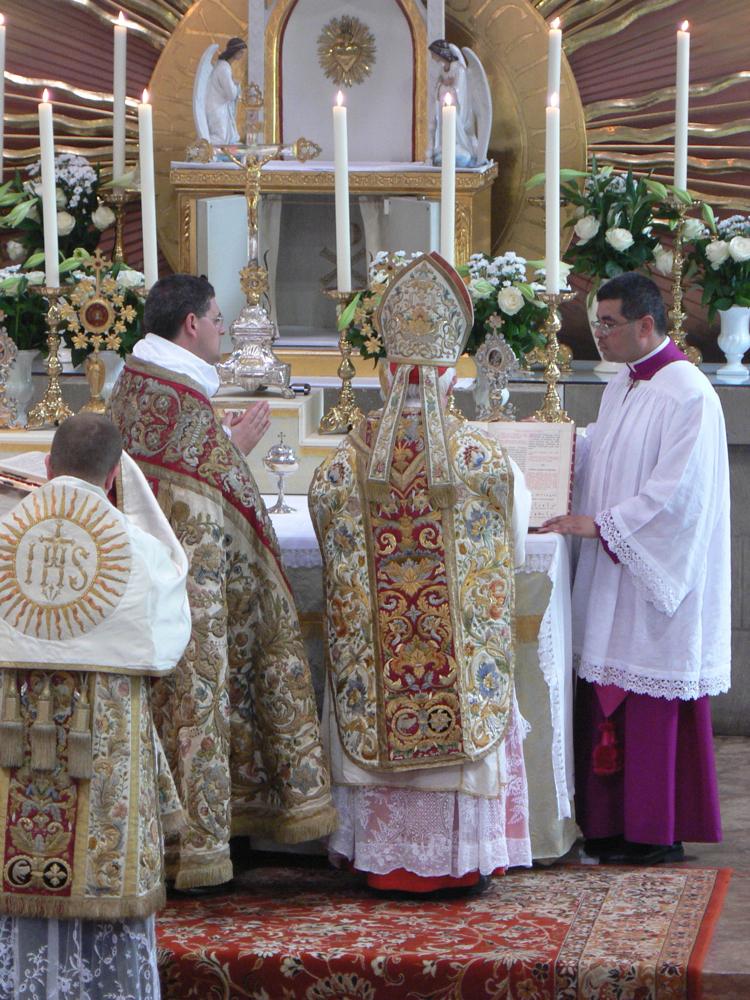 Ordinations sacerdotales 2010
