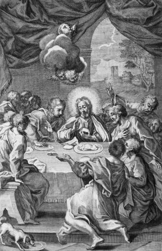Canon Pontifical - Jeudi Saint