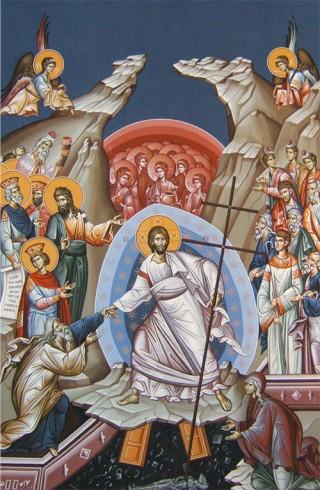 Descente aux Enfers & résurrection