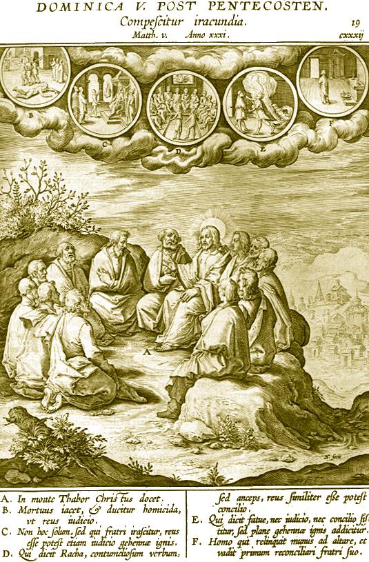Vème dimanche après la Pentecôte