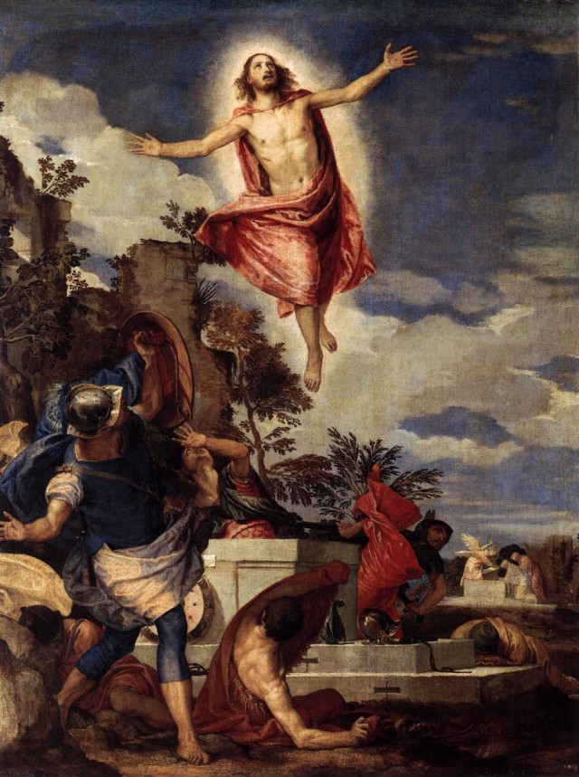 La Résurrection du Christ