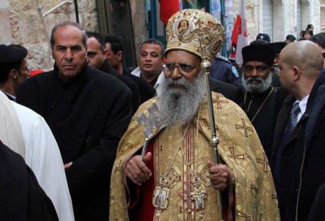 L'Abouna Matthias, 6ème patriarche d'Ethiopie