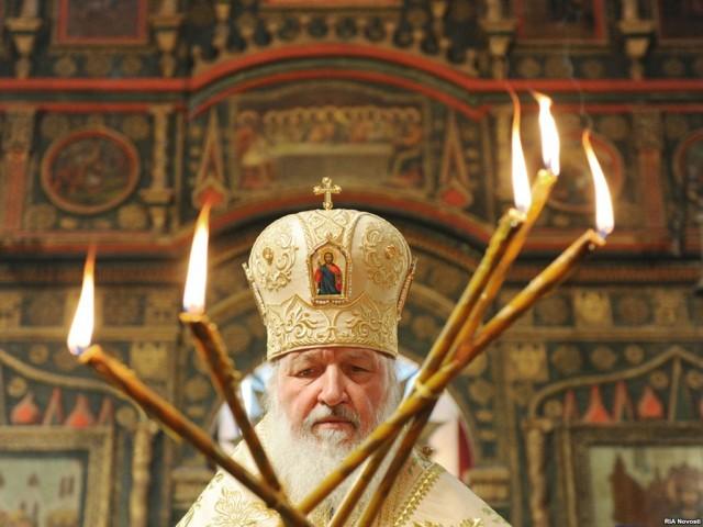 Sa Sainteté le patriarche Cyrille de Moscou et de toutes les Russies