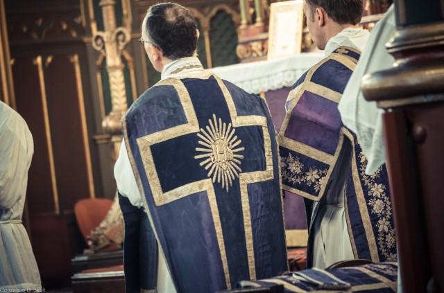 Dimanche des Rameaux 2013 : pendant le chant de la Passion