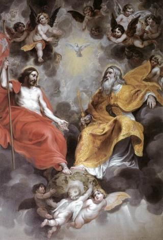 Hendrick van Balen - La Très-Sainte Trinité