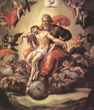La Très-Sainte Trinité : Père & Fils & Saint-Esprit