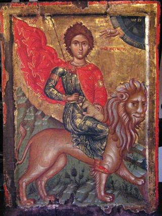 Saint Mammès le mégalomartyr