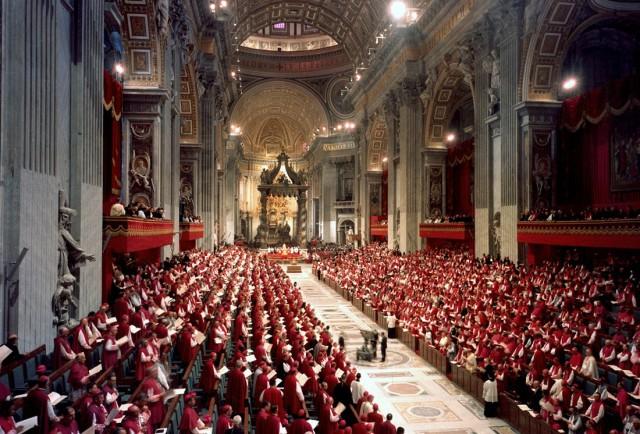 Le second Concile du Vatican