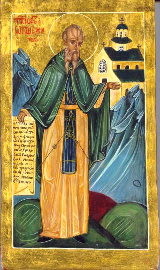 Saint Théodore Studite