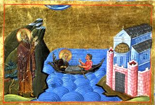 Saint Théodore et le monastère du Stoudion