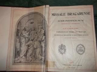 Missel de Braga de 1924 publié sous Pie XI