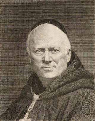 Dom Guéranger (1805 † 1875)