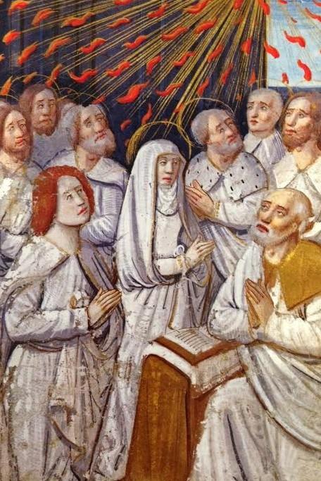La Pentecôte - Tous furent remplis du Saint-Esprit