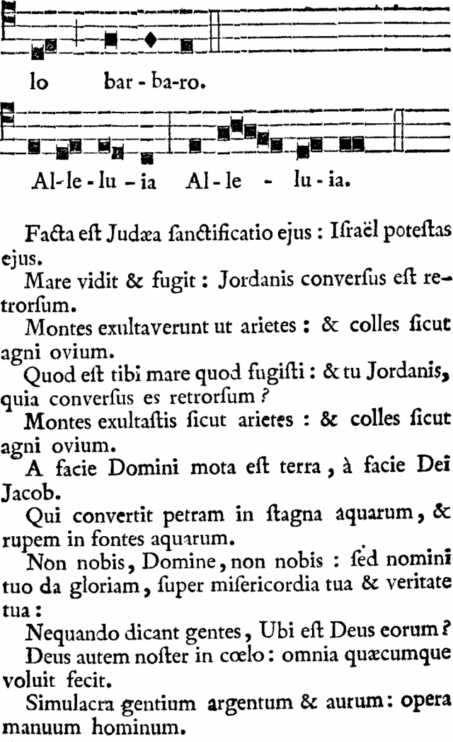 Quicumque baptizati sumus in Christo - plain-chant de Verneuil - 03