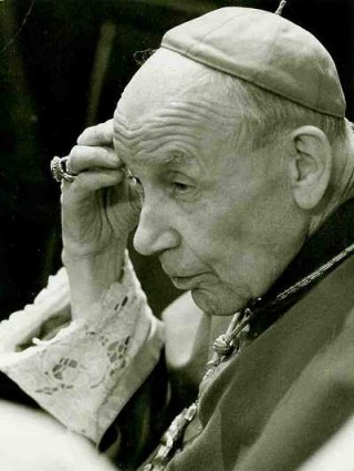 Son Eminence le cardinal Bea