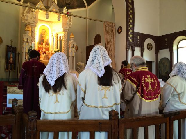 02 - Prières au bas de l'autel