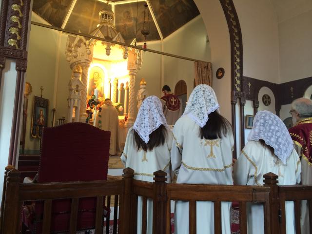 05 - Célébration des saints mystères