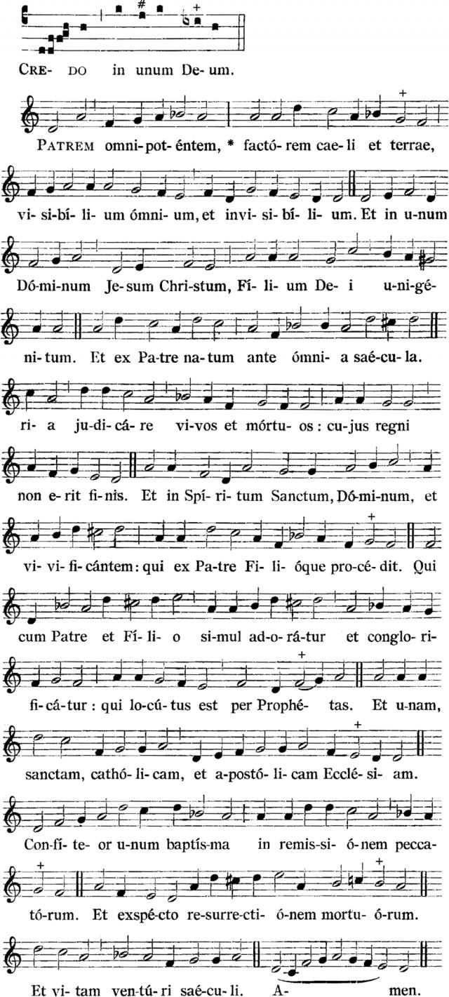03 - Messe royale du Ier ton d'Henry du Mont - Credo