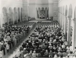 Eglise en Californie avant le Concile Vatican II