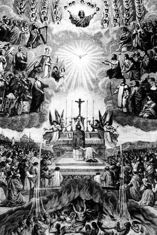 Le sacrifice propitiatoire de la messe