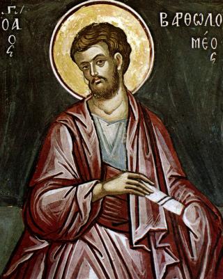Saint Apôtre Barthélémy