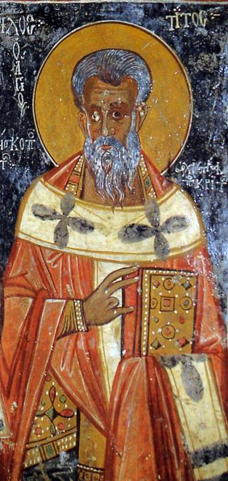 Saint Apôtre Tite, évêque de Crète
