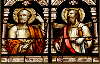 Saint Pierre & saint Paul