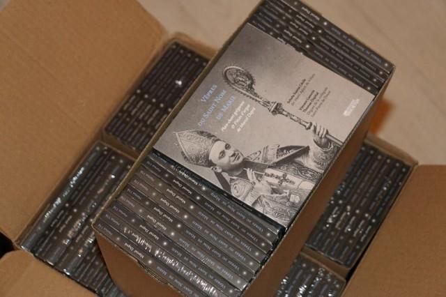 Arrivée du nouveau CD