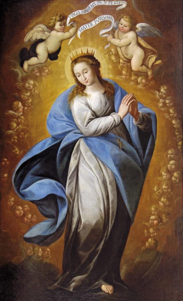 Carlo Francesco Nuvolone, l'Immaculée Conception, 1635